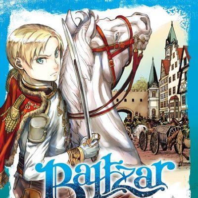 Baltzar - La guerre dans le sang T2