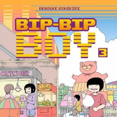 Bip-Bip Boy T3