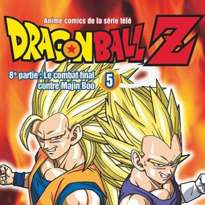 Dragon Ball Z 8ème partie T5 (19/06/19)