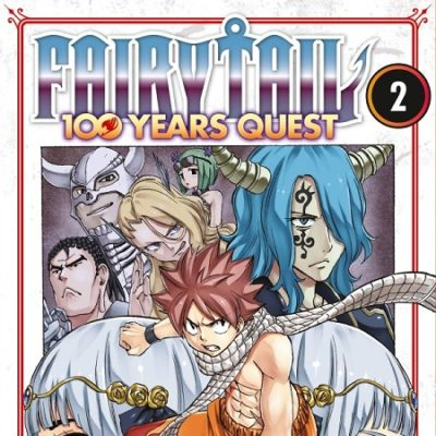 Fairy Tail - 100 years quest T2 (19/06/19)