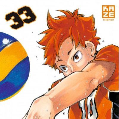Haikyû!! - Les AS du volley T33 (05/06/19)