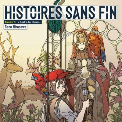 Histoires sans fin T2 (04/07/19)