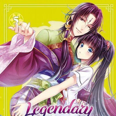 Legendary Love T5 (05/06/19)