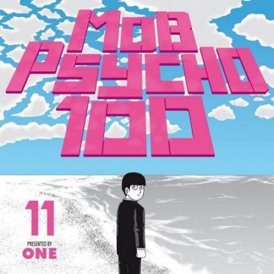 Mob Psycho 100 T11 (04/07/19)