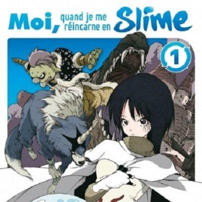 Moi, quand je me réincarne en Slime Novel (13/06/19)