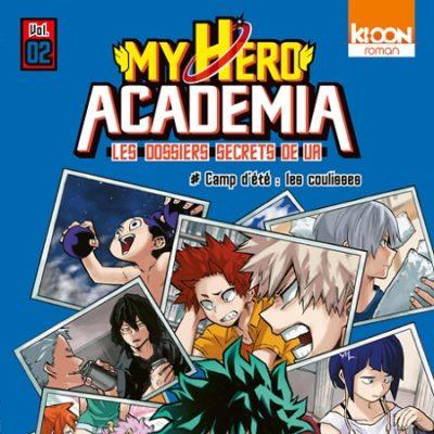 My Hero Academia Roman T2 (06/06/19)