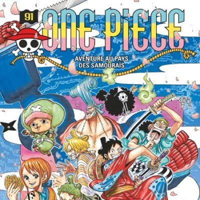 One Piece T91 (03/07/19)