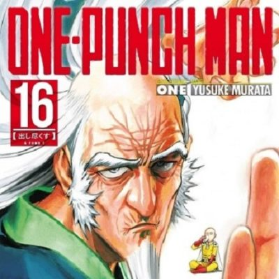 One-Punch Man T16 (04/07/19)