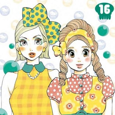 Princess Jellyfish T16 (03/07/19)