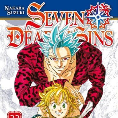 Seven Deadly Sins T33 (05/06/19)