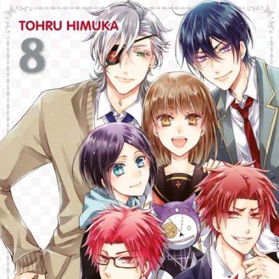 Shinobi Quartet T8 FIN (05/06/19)