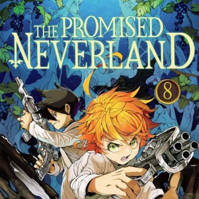 The Promised Neverland T8