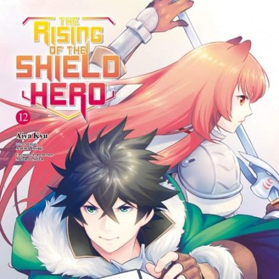 The Rising of the Shield Hero T12 (03/07/19)