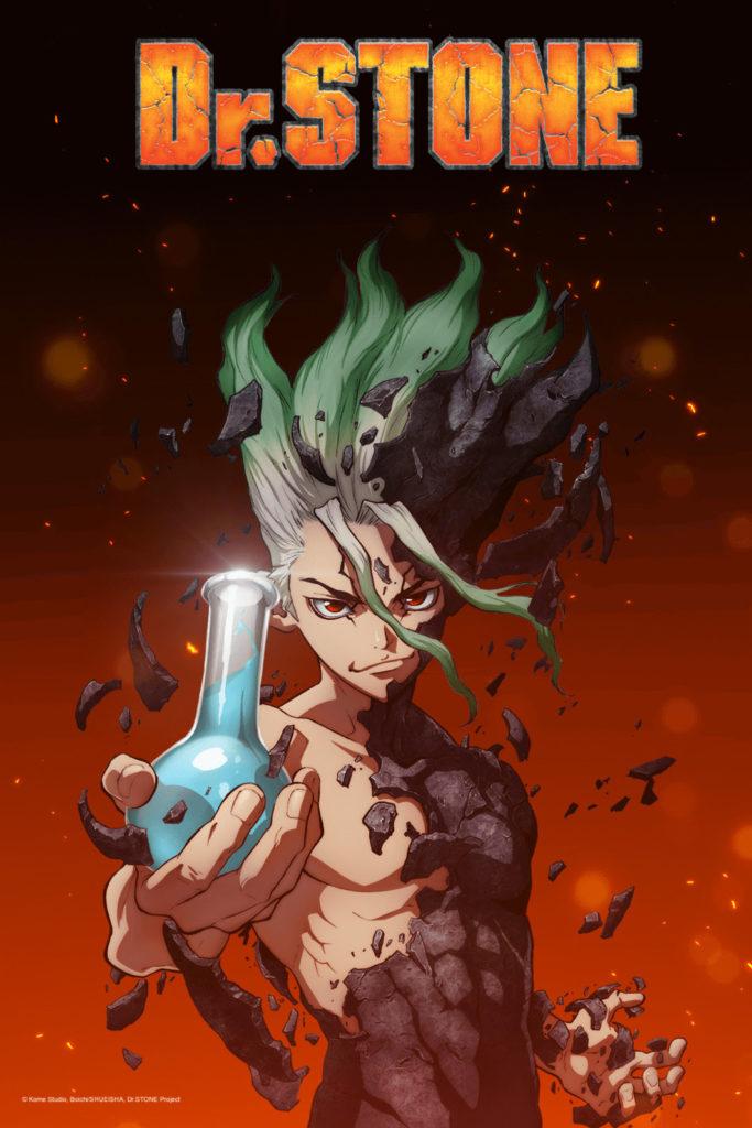 Dr. Stone - Crunchyroll