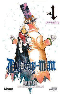 D Gray Man-mangas
