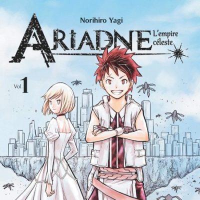 Ariadne, L'empire céleste T1