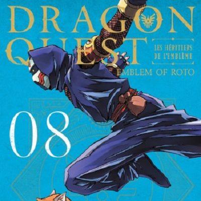 Dragon Quest - Les Héritiers de l'Emblème T8