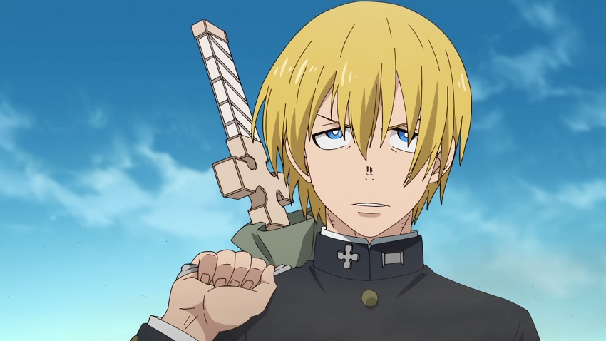 Fire Force 2 1