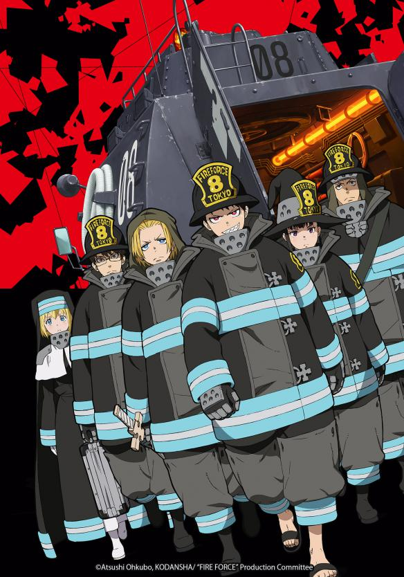 Fire Force-ADN