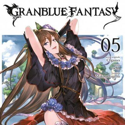 Granblue Fantasy T5
