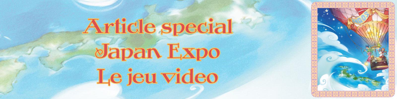 Japan-Expo-Jeu vidéo