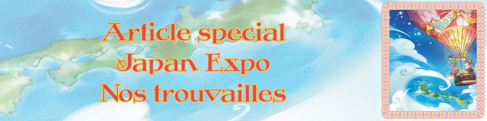 Japan-Expo-nos trouvailles