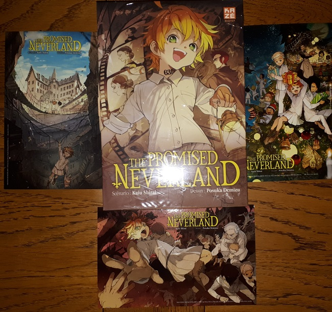 Loot The Promised Neverland