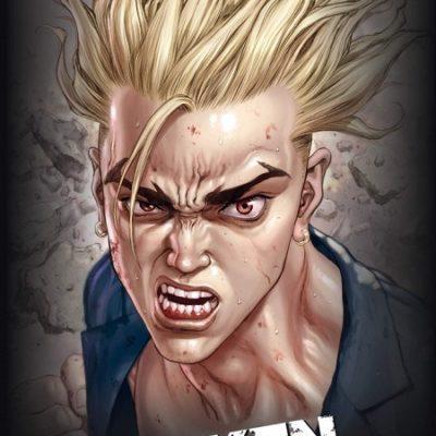 Sun-Ken Rock T4 édition deluxe