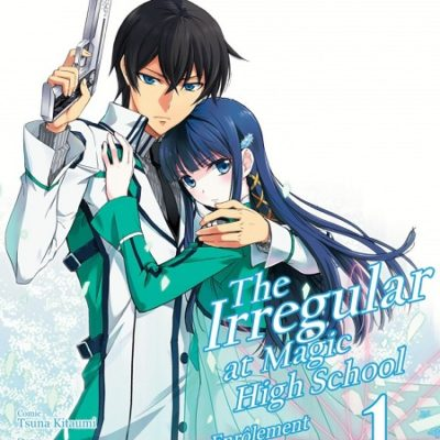The Irregular at Magic High School Enrôlement T1