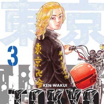 Tokyo Revengers T3