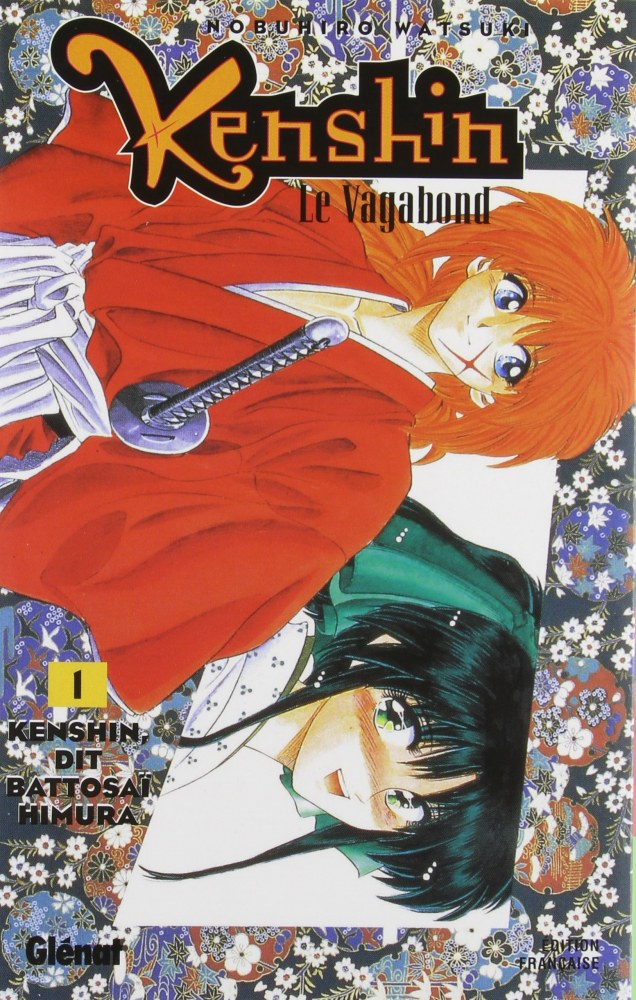 Kenshin-mangas