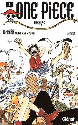 One Piece-mangas