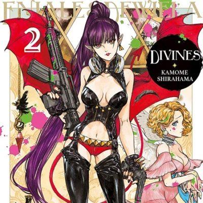 Divines T2 (21/08/19)