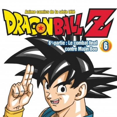 Dragon Ball Z 8ème partie T6 (21/08/19)