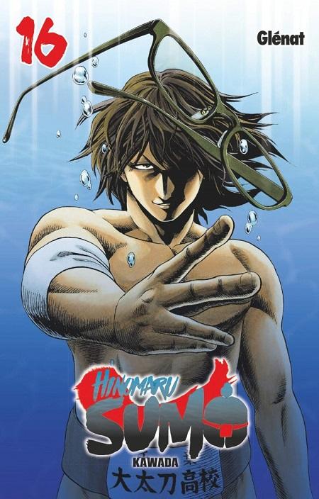 Hinomaru Sumo Vol. 16