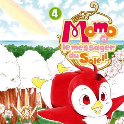 Momo et le messager du Soleil T4 FIN (14/08/2019)