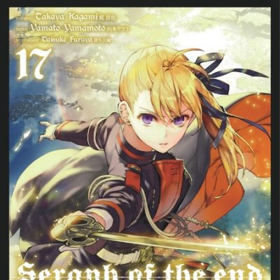 Seraph of the End T17 (30/08/19)