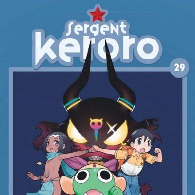 Sergent Keroro T29 (16/08/2019)