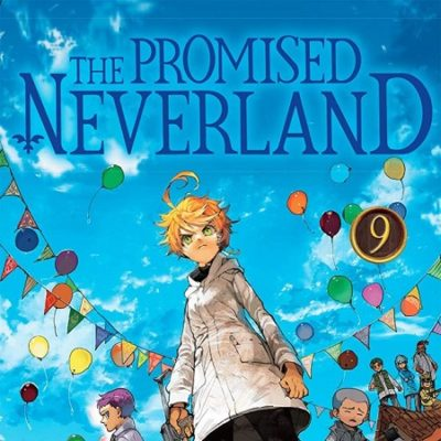The Promised Neverland T9 (21/08/19)