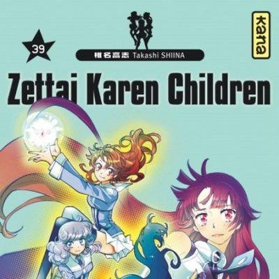 Zettai Karen Children T39 (16/08/2019)
