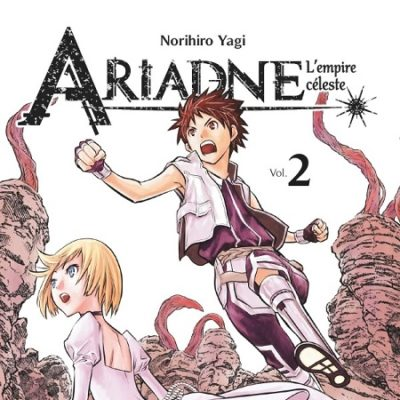 Ariadne, L'empire céleste T2 (04/09/19)
