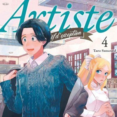 Artiste T4 (04/09/19)