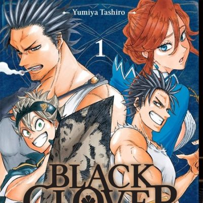 Black Clover - Quartet Knights T1 (02/10/19)