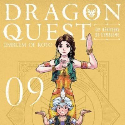 Dragon Quest - Les Héritiers de l'Emblème T9 (03/10/19)