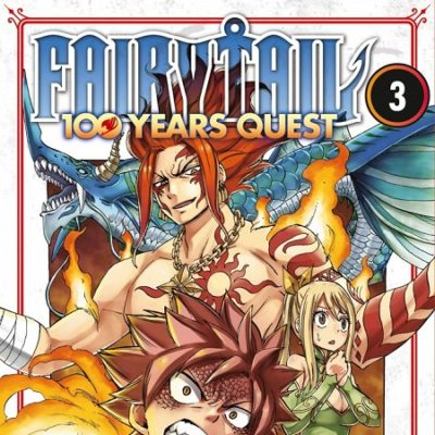 Fairy Tail - 100 years quest T3 (18/09/19)