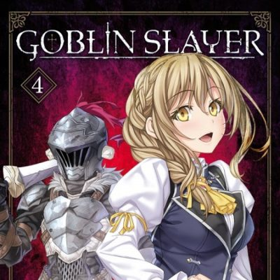 Goblin Slayer Light Novel T4 (12/09/19)