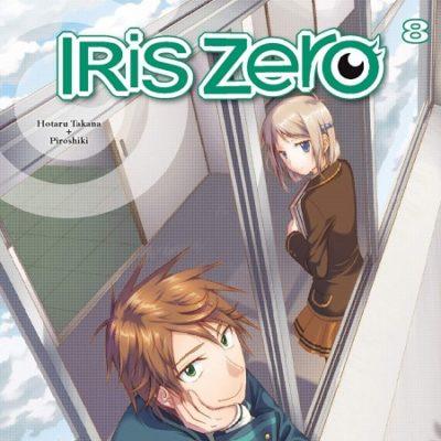 Iris Zero T8 (02/10/19)