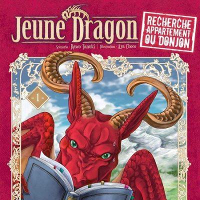 Jeune Dragon recherche appartement ou donjon T1 (25/09/19)