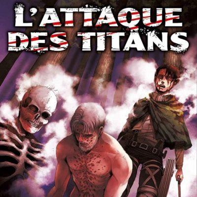 L'Attaque des Titans T28 (04/09/19)