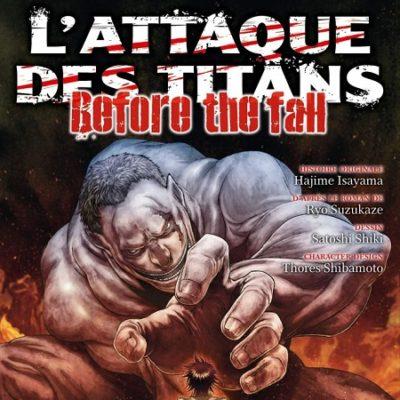 L'Attaque des Titans - Before the fall T17 (04/09/19)